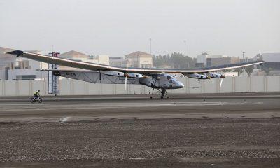 Solar Impulse completed historic round-the-world flight