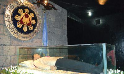 Ferdinand Marcos burial in Libingan ng mga Bayani set on Sept 18