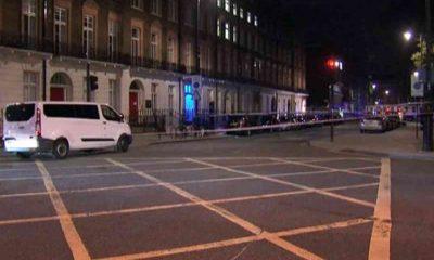 London 'terror' knife attack- 1 dead, 5 injured