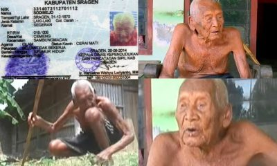'I just want to die': Indonesian man claims to be world's oldest man, aged 145
