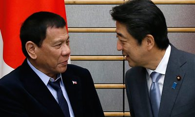 Philippines-Japan agreed ties for military, economic deals